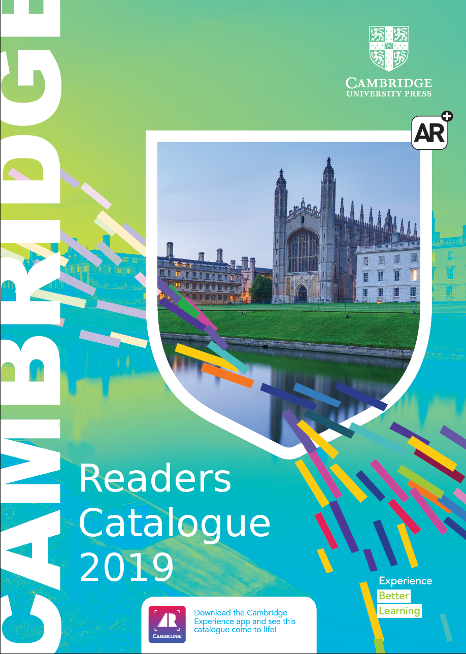 Cambridge Readers Cataloguw 2019