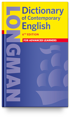 LongmanDictionary of Contemporary English 6th Edition