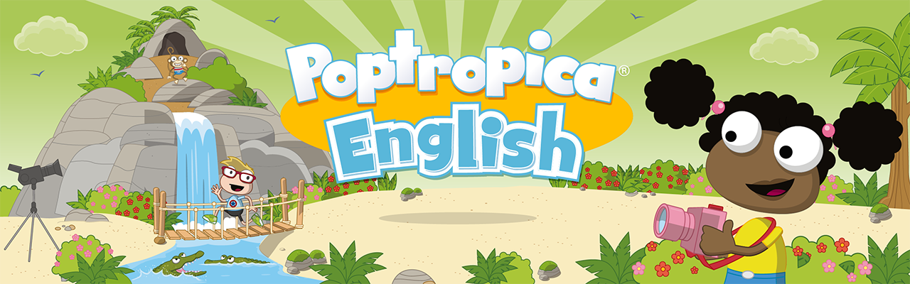 Poptropica banner