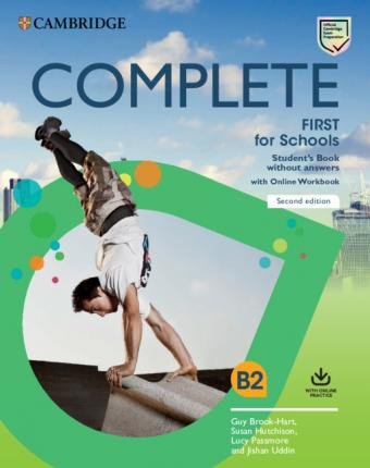 Complete First for School cover