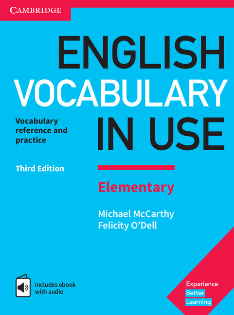 English Vocabulary in Use cover
