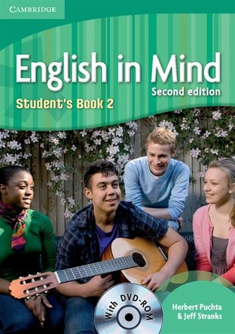 English in Mind 2 cover