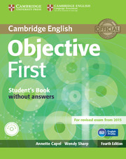 Objective cover