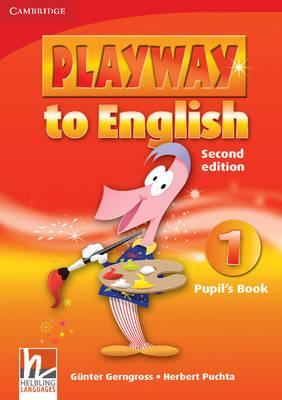Playway to English 1 cover