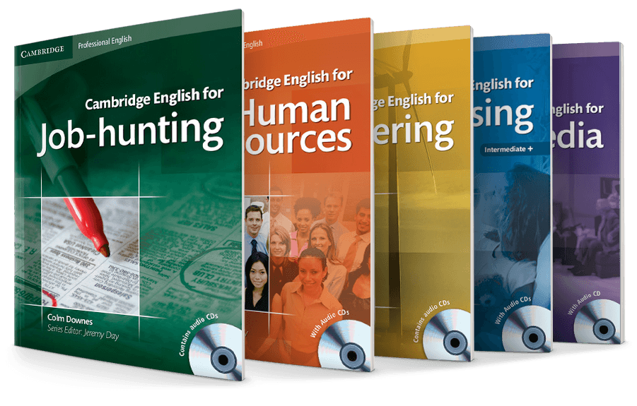 covers cambridge english for 1