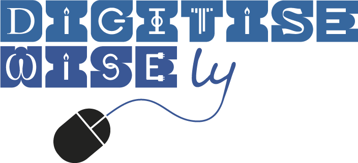 Digitise Wisely logo final